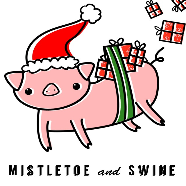Mistletoe and Swine
